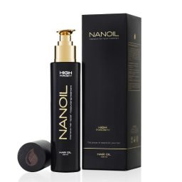 olje for hår Nanoil - kompleks konservering